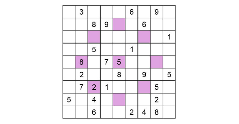 Mønstersudoku
